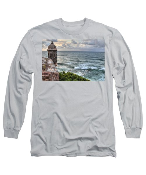 El Morro Sunset Long Sleeve T-Shirt
