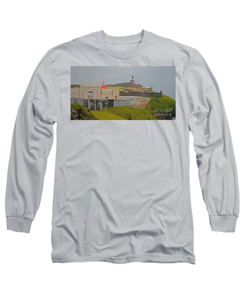 Scenic El Morro Long Sleeve T-Shirt