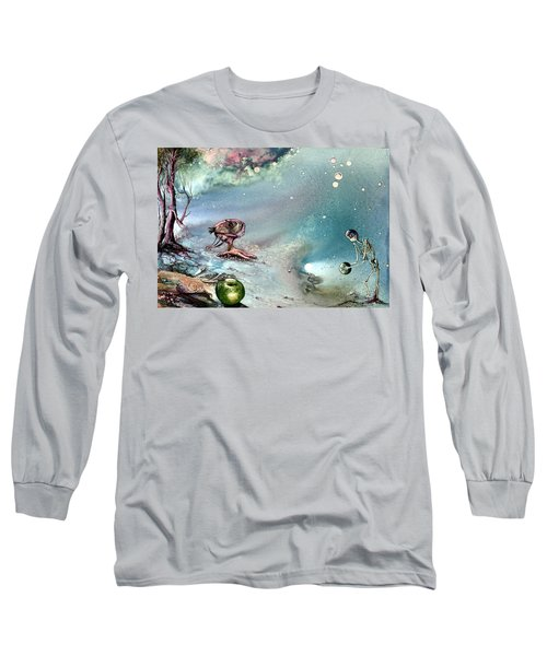 Enigma Long Sleeve T-Shirt