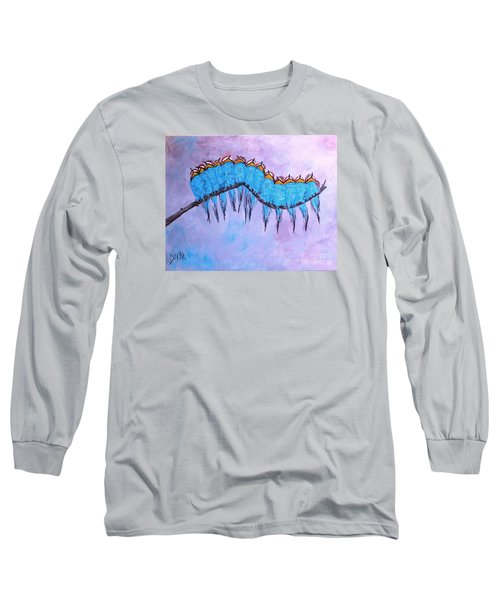 European Bee Eaters Long Sleeve T-Shirt by Donna Dixon