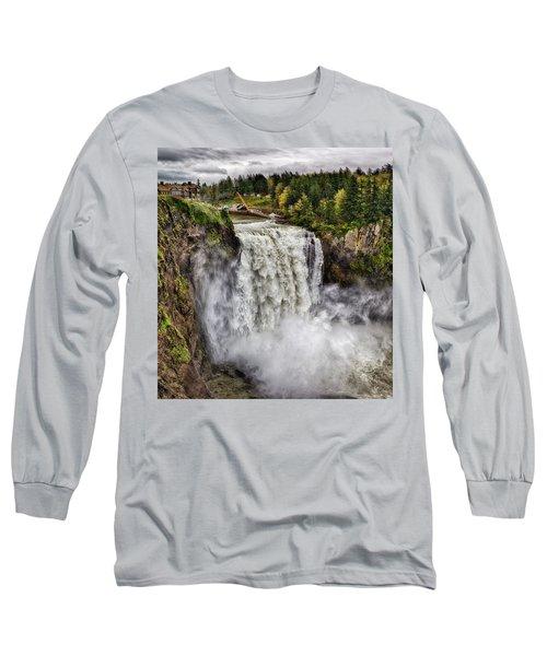 Falls In Love Long Sleeve T-Shirt