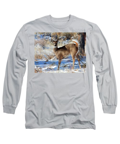 Long Sleeve T-Shirt featuring the photograph Fancy Pants by Jim Garrison