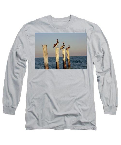 Fashionably Late Long Sleeve T-Shirt