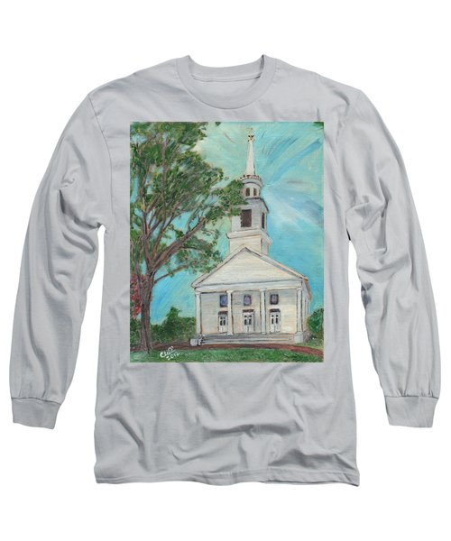 Federated Church Long Sleeve T-Shirt