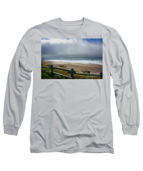 Feeling Small Long Sleeve T-Shirt by Ellen Cotton