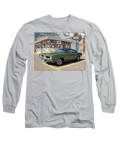 Fenders Diner Long Sleeve T-Shirt