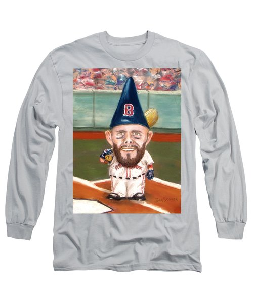 Fenway's Garden Gnome Long Sleeve T-Shirt