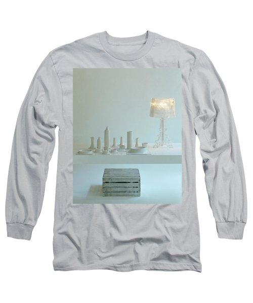 Ferruccio Laviani's Bourgie Lamp From Kartell Long Sleeve T-Shirt