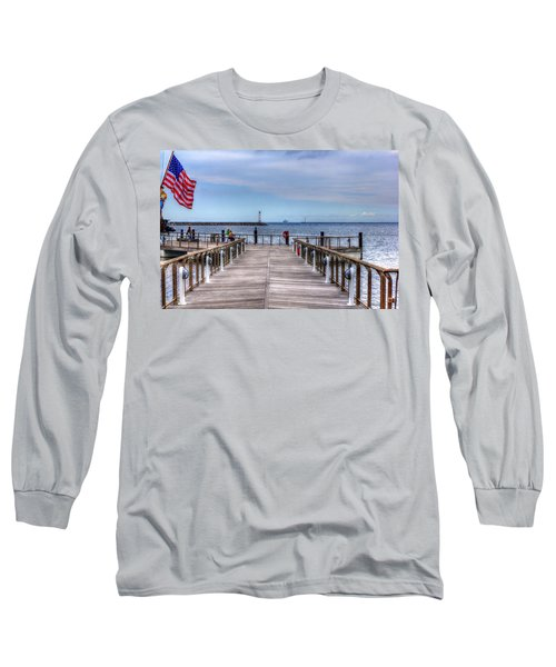 Ferry I See You Long Sleeve T-Shirt