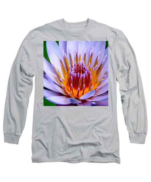 Fiery Eloquence Long Sleeve T-Shirt