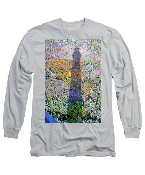 Fire Island Shadow Long Sleeve T-Shirt
