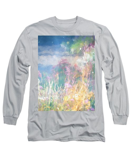 Fireweed Number 9  Long Sleeve T-Shirt by Brian Boyle