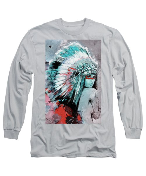 First Nations 005 C Long Sleeve T-Shirt