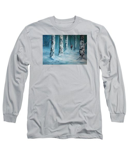 First Trodden Snows Long Sleeve T-Shirt