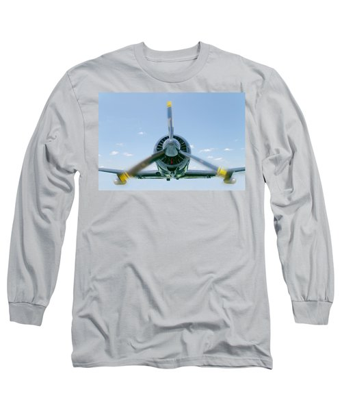 Flight In Color Long Sleeve T-Shirt