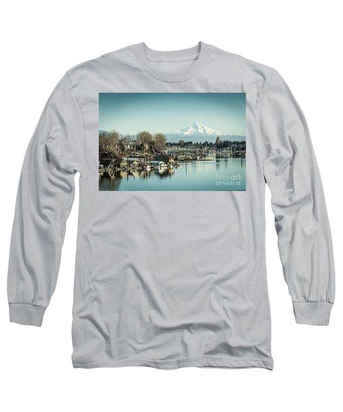 Floating World Long Sleeve T-Shirt