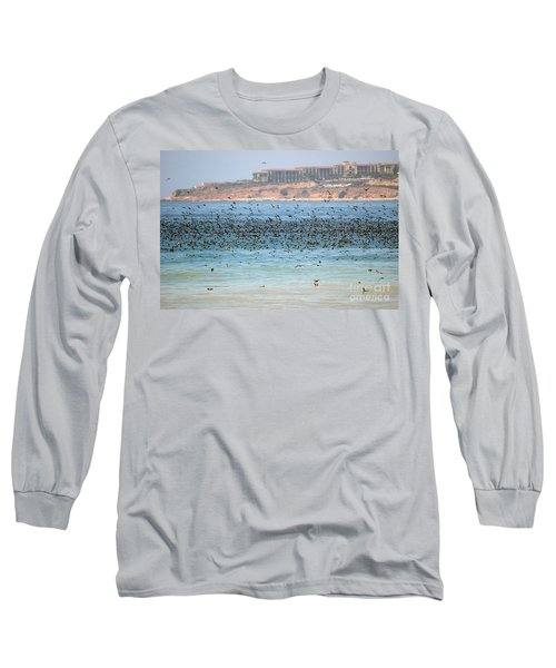 Flocking At Terranea Long Sleeve T-Shirt
