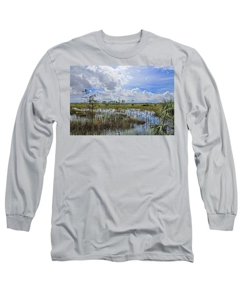 Florida Everglades 0173 Long Sleeve T-Shirt