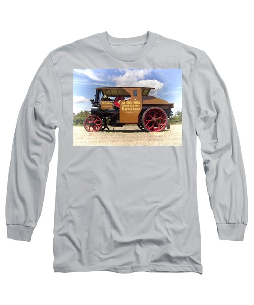 Foden Tractor Long Sleeve T-Shirt