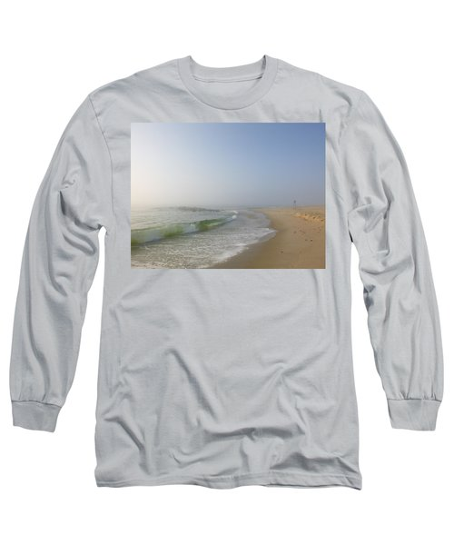 Fog And Blue Sky 2 Long Sleeve T-Shirt