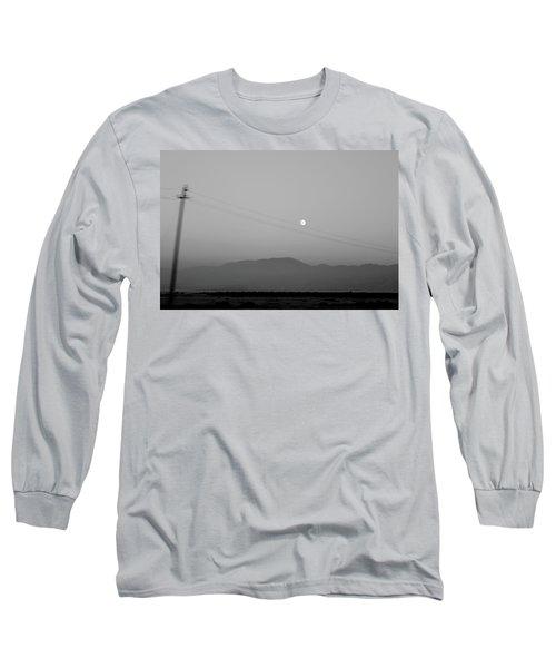 Follow The Moon Long Sleeve T-Shirt
