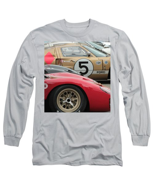 Ford Gt 40's Long Sleeve T-Shirt