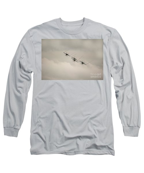 Formation Flying Long Sleeve T-Shirt by Ray Warren