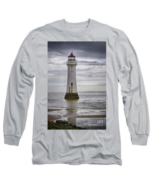 Fort Perch Lighthouse Long Sleeve T-Shirt