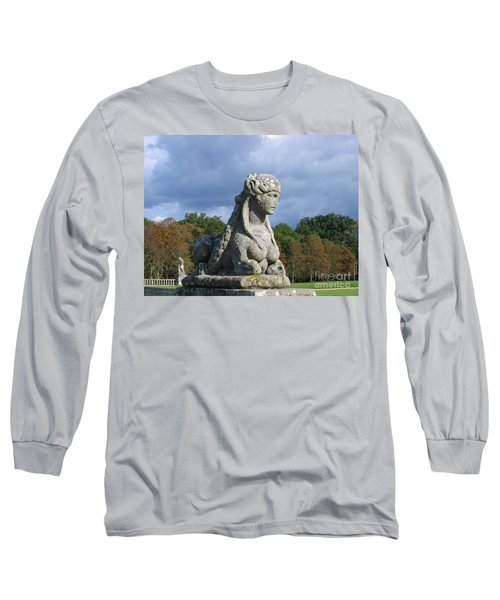 Fountainebleau Twin2 Long Sleeve T-Shirt