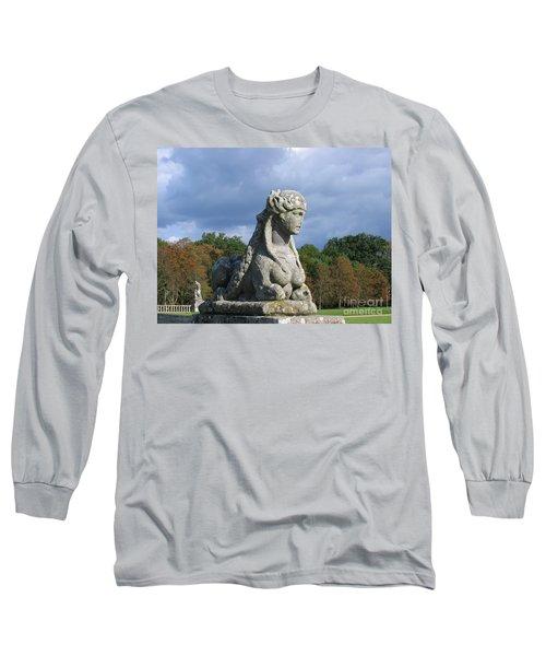 Fountainebleau Twin2 Long Sleeve T-Shirt