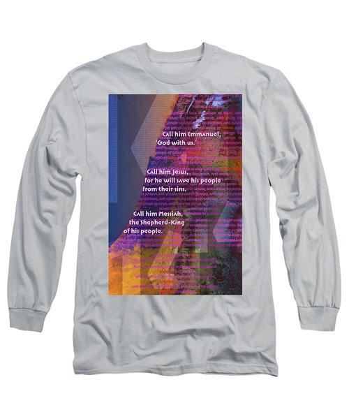 Fourteen Generations Long Sleeve T-Shirt