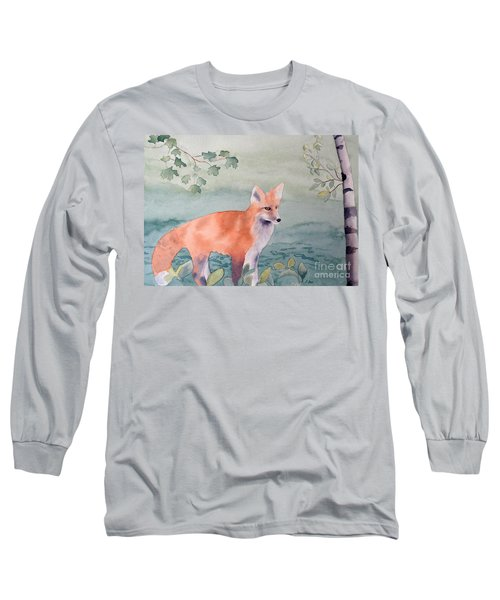 Fox And Birch Long Sleeve T-Shirt