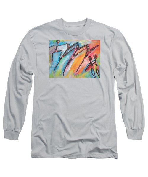 Freedom Joyful Ballet Long Sleeve T-Shirt