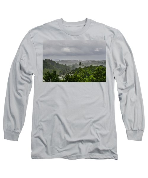 French Broad River Long Sleeve T-Shirt