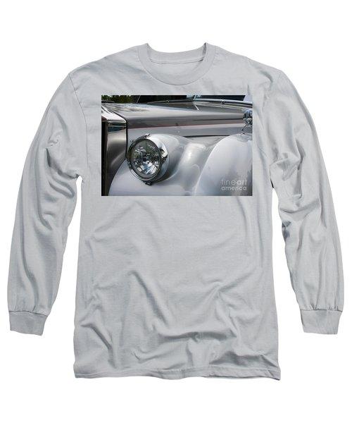 Long Sleeve T-Shirt featuring the photograph Front Of A Rolls Royce by Gunter Nezhoda