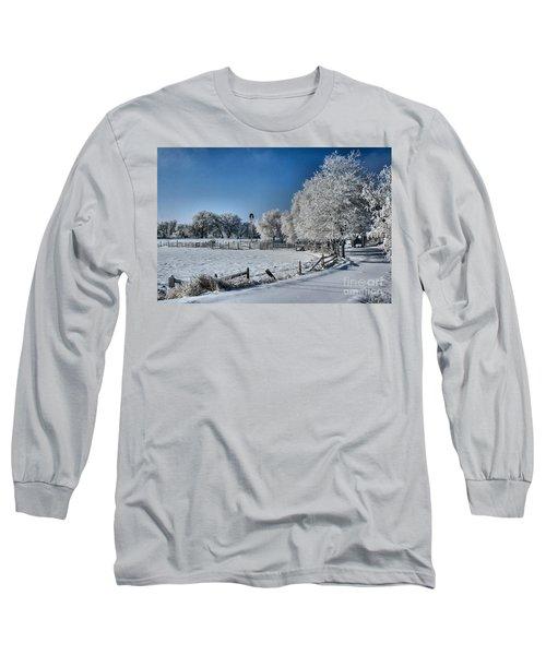 Frosty Morning Long Sleeve T-Shirt