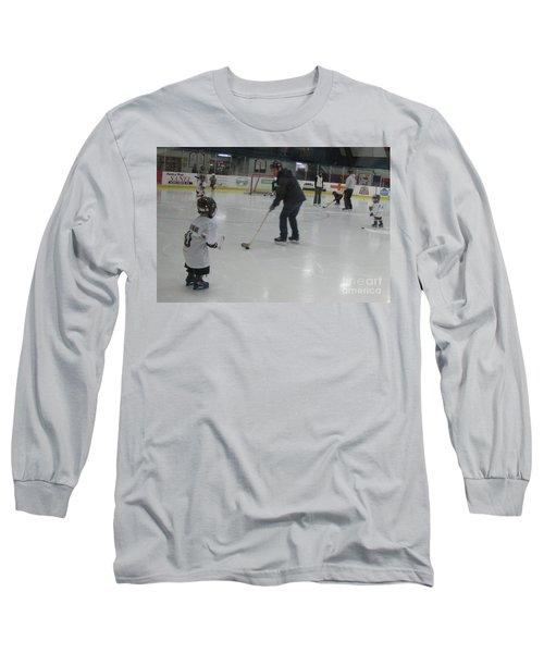 Future Hockey Players Long Sleeve T-Shirt