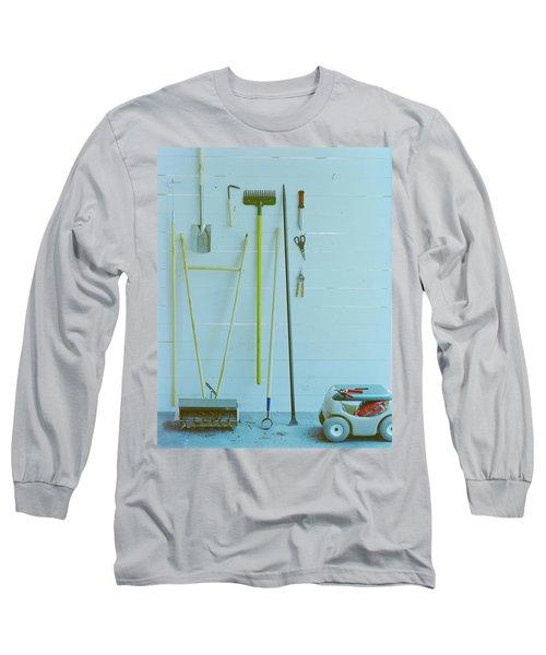 Gardening Tools Long Sleeve T-Shirt