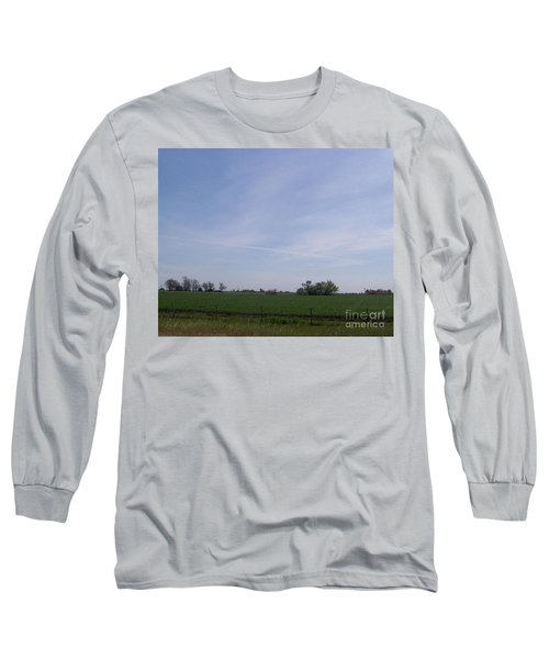 Long Sleeve T-Shirt featuring the photograph Generations by Bobbee Rickard
