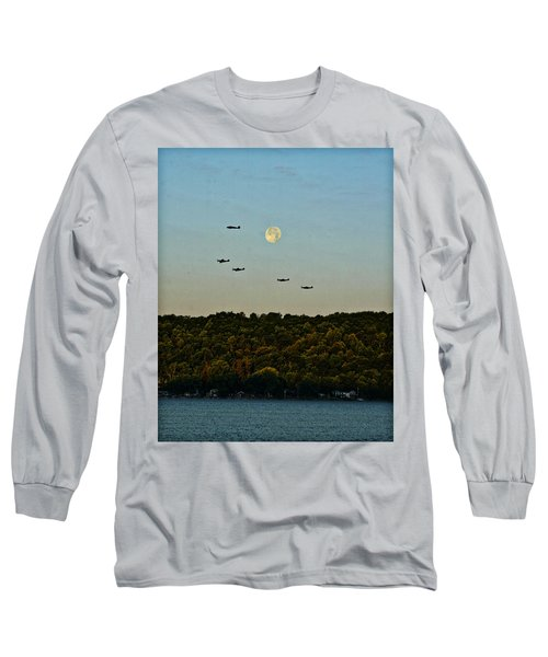 Geneseo Air Show Long Sleeve T-Shirt