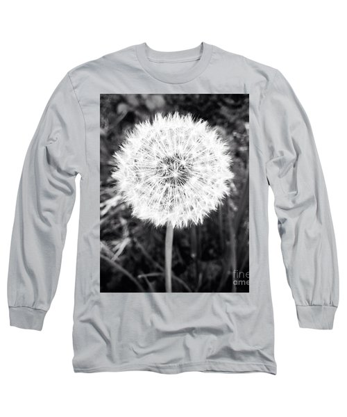 Long Sleeve T-Shirt featuring the photograph Geodesicate by Vanessa Palomino