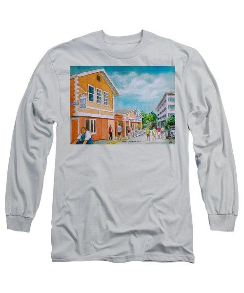 Georgetown Grand Cayman Long Sleeve T-Shirt