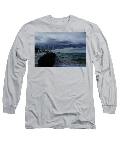 Get Splashed Long Sleeve T-Shirt