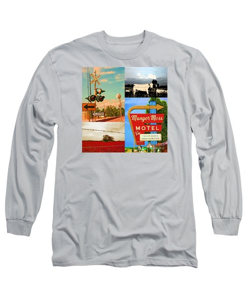 Getting My Kicks On Route 66 Long Sleeve T-Shirt