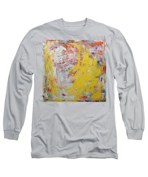 Give Me A Rose Long Sleeve T-Shirt