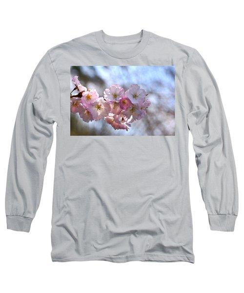 Giving Thanks Long Sleeve T-Shirt by Byron Varvarigos