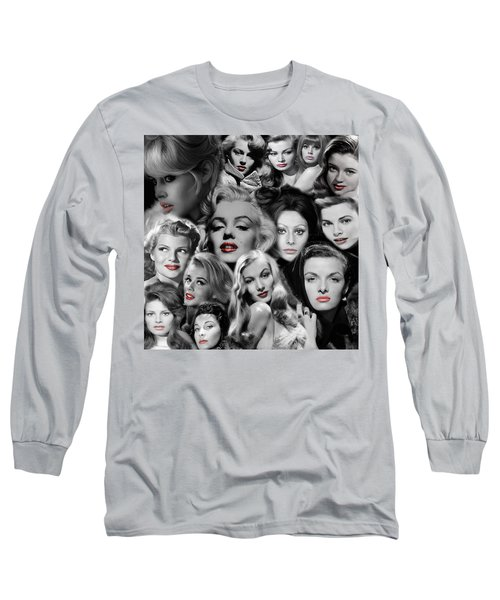 Glamour Girls 1 Long Sleeve T-Shirt