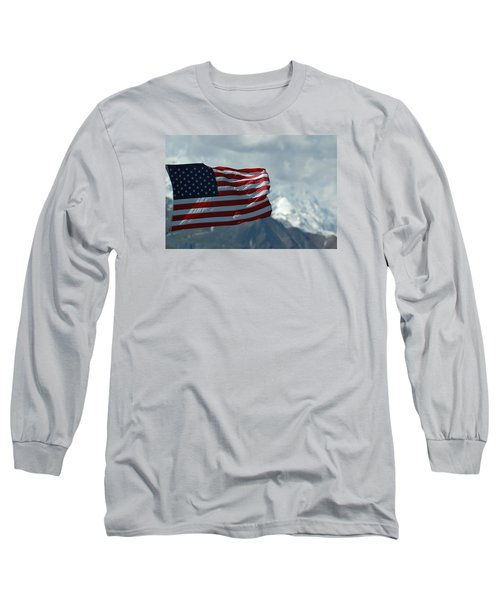 Alaska Long Sleeve T-Shirt