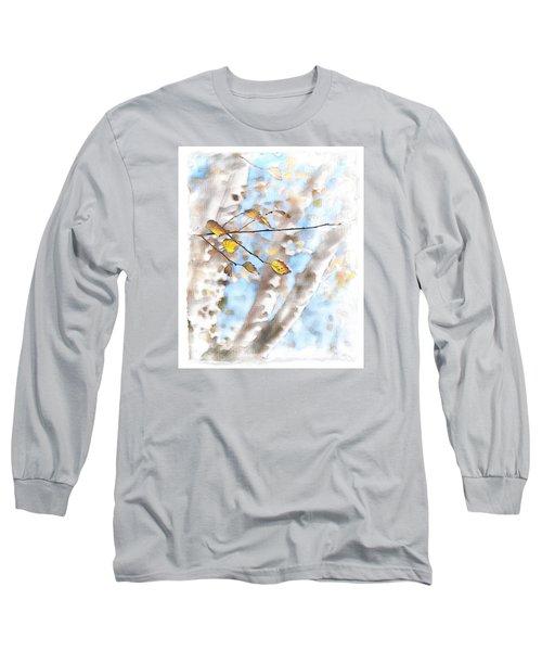 Golden Birch Long Sleeve T-Shirt