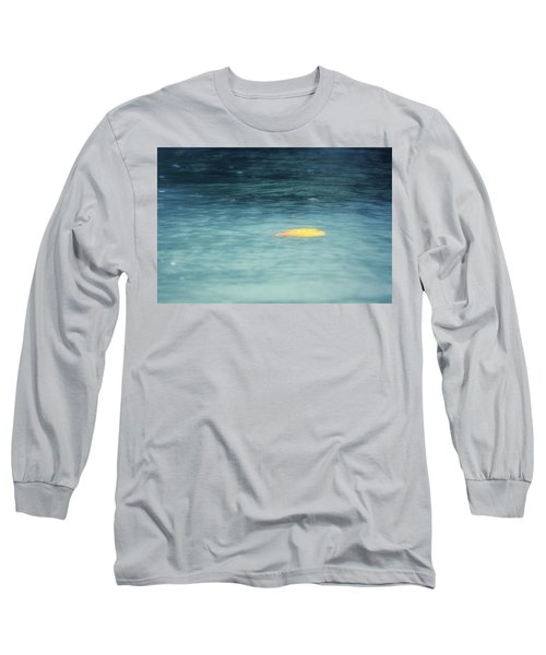 Golden Reflections Long Sleeve T-Shirt by Melanie Lankford Photography